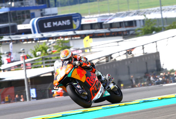 2017 Moto2 Championship - Round 5 Le Mans, France Friday 19 May 2017 Ricard Cardus, Red Bull KTM Ajo World Copyright: Gold & Goose Photography/LAT Images ref: Digital Image 670550