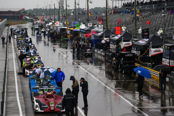 10-12 April, 2015, Avondale, Louisiana USA Cooper Tire Lites, Race 2, Grid ?2015, Jake Galstad LAT Photo USA