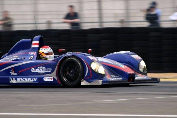 Jonathan Cochet (FRA) / Stephane Gregoire (FRA) / Jean Marc Gounon (FRA) Courage C60 Judd.Le Mans 24 Hours, Le Mans, France, 14-15 June 2003.DIGITAL IMAGE