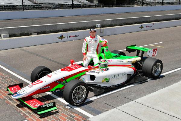 Pato O'Ward (R) Monterrey, Mexico San Antonio, TX Andretti Autosport Riverina CDMX Mexico City Mazda