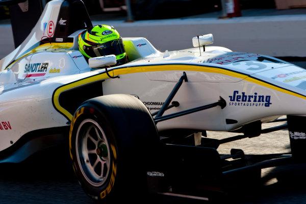 Circuit de Catalunya, Barcelona, Spain. 30th May 2011. Friday First Practice. Nigel Melker, (NED, RSC Mucke Motorsport). Action. Photo: Alastair Staley/GP3 Media Service. ref: Digital Image _O9T6875