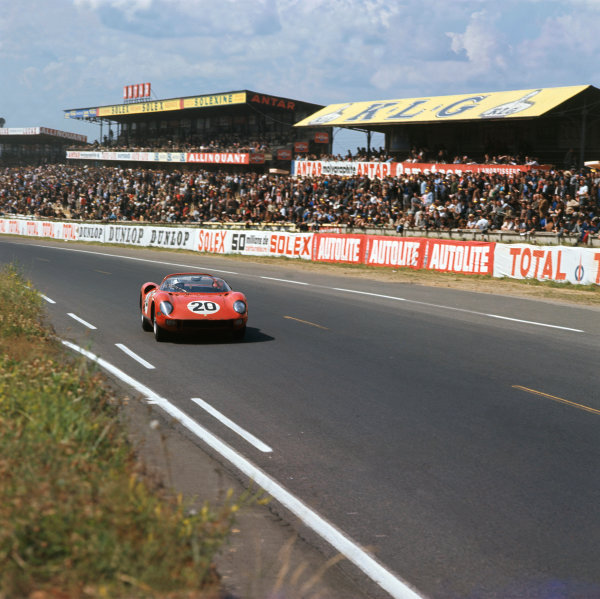 Le Mans, France 20th - 21st June 1964.