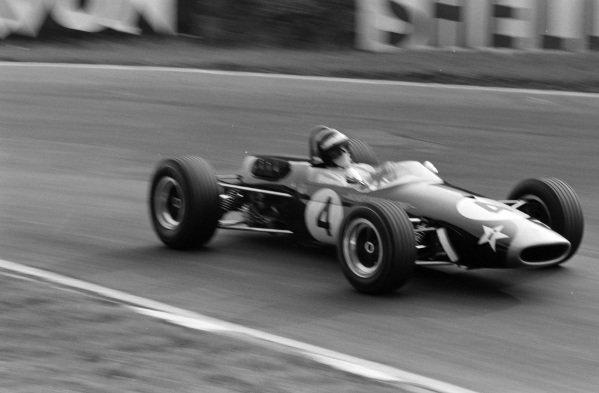 Jochen Rindt, Brabham BT23 Ford.