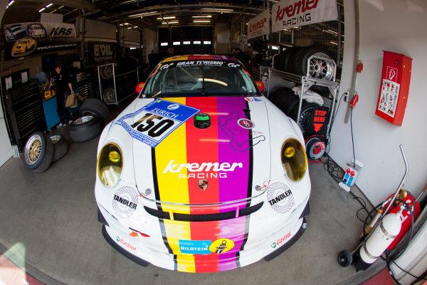 #150 Kremer Racing: Porsche 911 GT3 KR