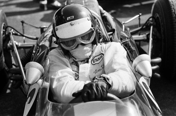 Jim Clark, Lotus 33 Climax.