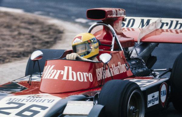 Nanni Galli, Williams IR01 Ford.
