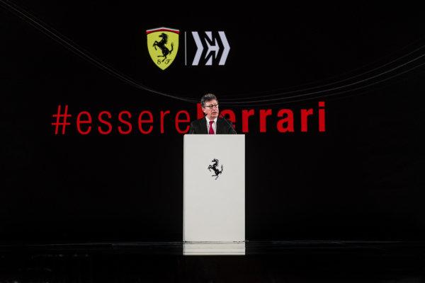 Louis Camilleri, Ferrari CEO