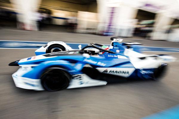 Antonio Felix da Costa (PRT), BMW I Andretti Motorsports, BMW iFE.18, drives down the pit lane