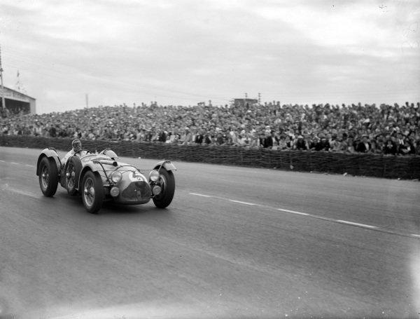 Louis Rosier / Jean-Louis Rosier, Talbot Lago T26GS.