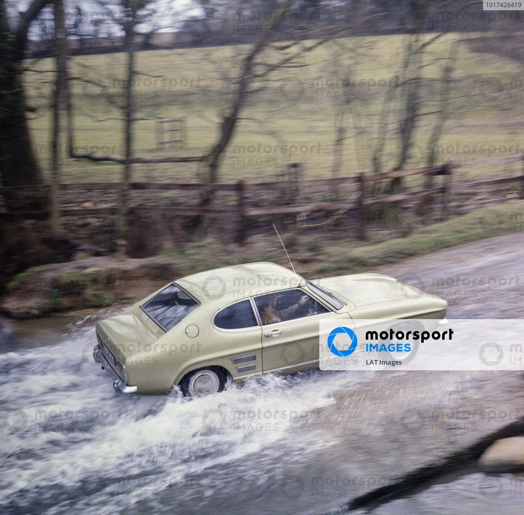 Ford Capri.