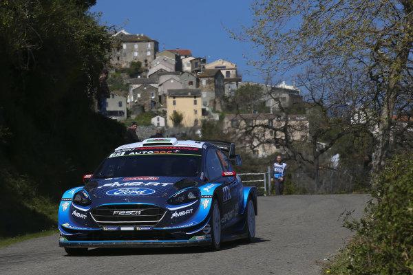 Elfyn Evans, M-Sport Ford, Ford Fiesta WRC 2019