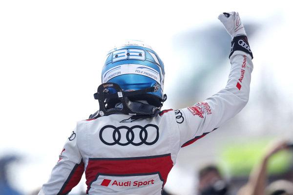 Champion René Rast, Audi Sport Team Rosberg.