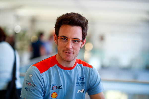 Thierry Neuville (BEL), Hyundai World Rally Team, Hyundai i20 Coupe WRC 2019