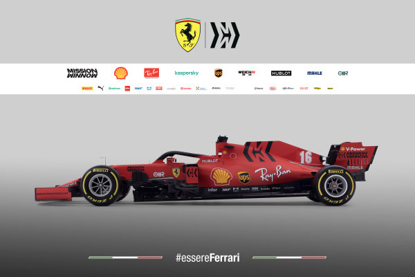 The Ferrari SF1000 is launched