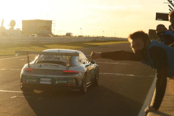 Harry King - Team Parker Racing