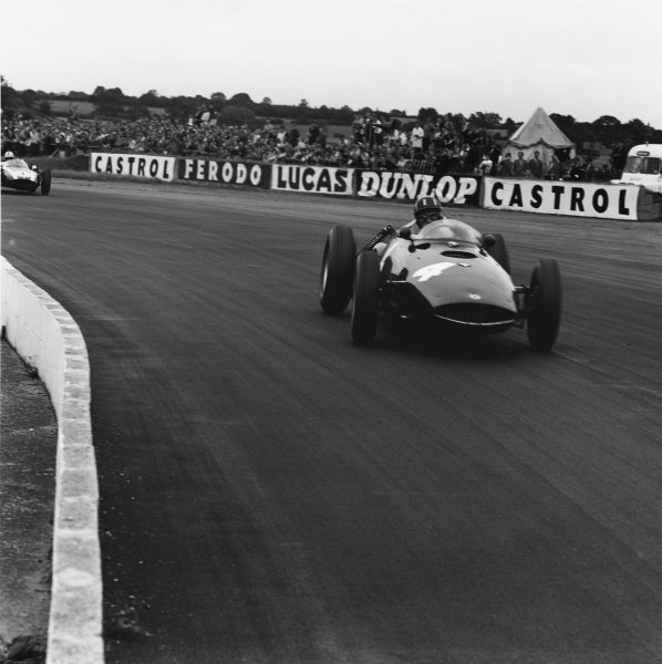 Silverstone, England. 16th July 1960.