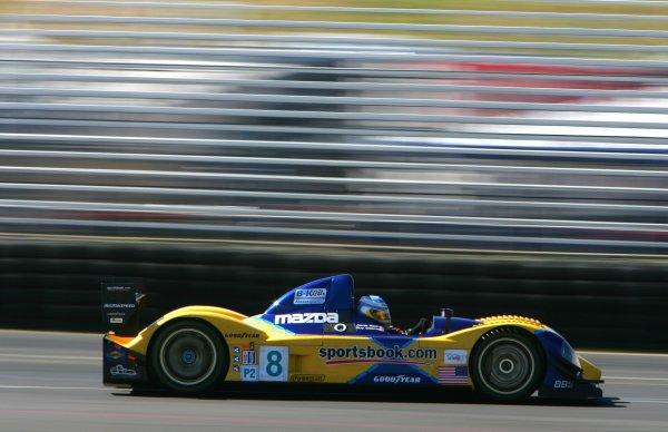 July 29 - 31, 2005, Portland, OR USASportsbook com Mazda LMP2 Copyright 2005, Richard Dole, USA LAT Photographic