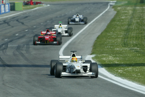 2003 Formula 3000 ChampionshipF3000, Imola, Italy. 19th April 2003. Action.World Copyright: LAT Photographic. ref: Digital Image Only