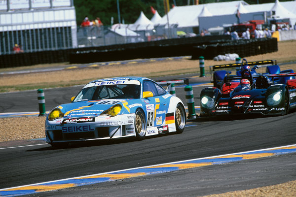 Le Mans, France. 18th - 19th June 2005.