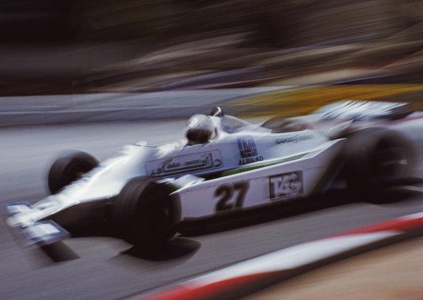 Alan Jones, Williams FW07 Ford.