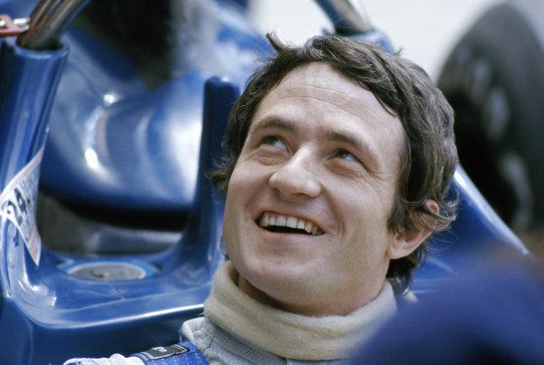 Patrick Depailler, Tyrrell 007 Ford.