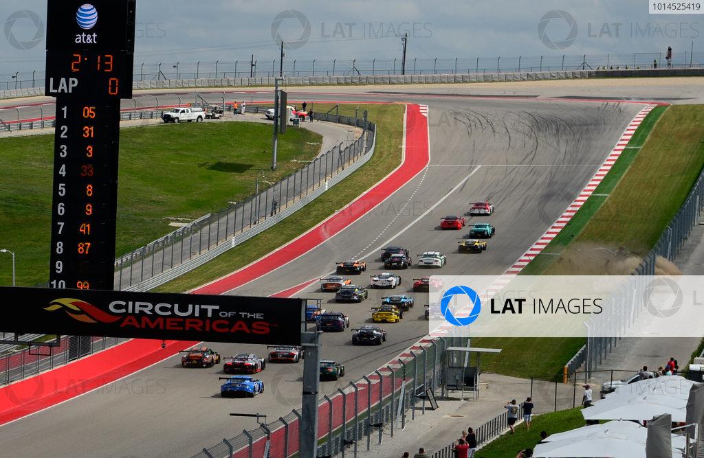 Round 1 - Austin, Texas
