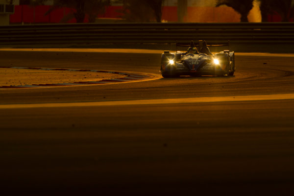 2015 FIA World Endurance Championship Bahrain 6-Hours Bahrain International Circuit, Bahrain Saturday 21 November 2015. Nelson Panciatici, Paul Loup Chatin, Tom Dillmann (#36 LMP2 Signatech Alpine Alpine A450B Nissan). World Copyright: Sam Bloxham/LAT Photographic ref: Digital Image _G7C1708