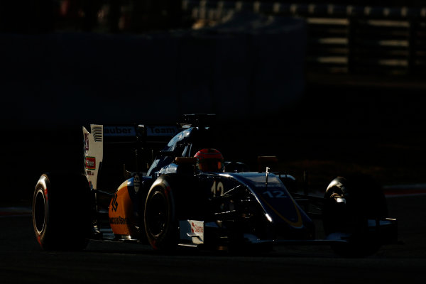Circuit de Catalunya, Barcelona, Spain Thursday 25 February 2016. Felipe Nasr, Sauber C35 Ferrari. World Copyright: Alastair Staley/LAT Photographic ref: Digital Image _79P4747