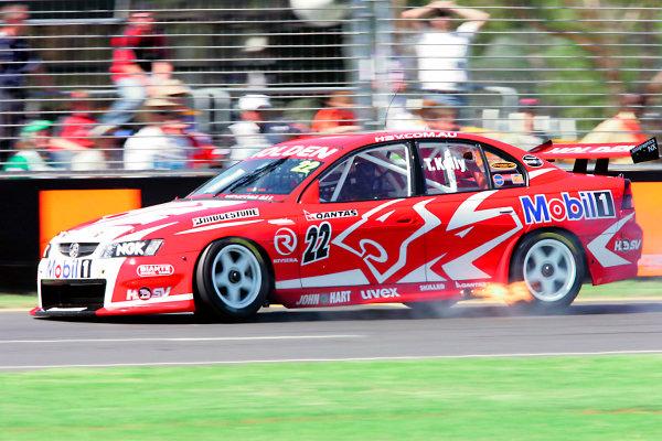 2005 Australian V8 SupercarsAlbert Park, Melbourne, Australia. 4th - 6th March.Todd Kelly. Action.World Copyright: Mark Horsburgh/LAT Photographicref: Digital Image Only