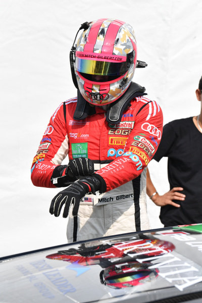 Mitch Gilbert (AUS) OD Racing Team at Audi R8 LMS Cup, Rd7 and Rd8, Shanghai, China, 8-10 September 2017.