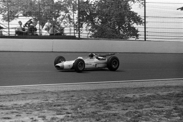 Dan Gurney, Lotus 34 Ford.