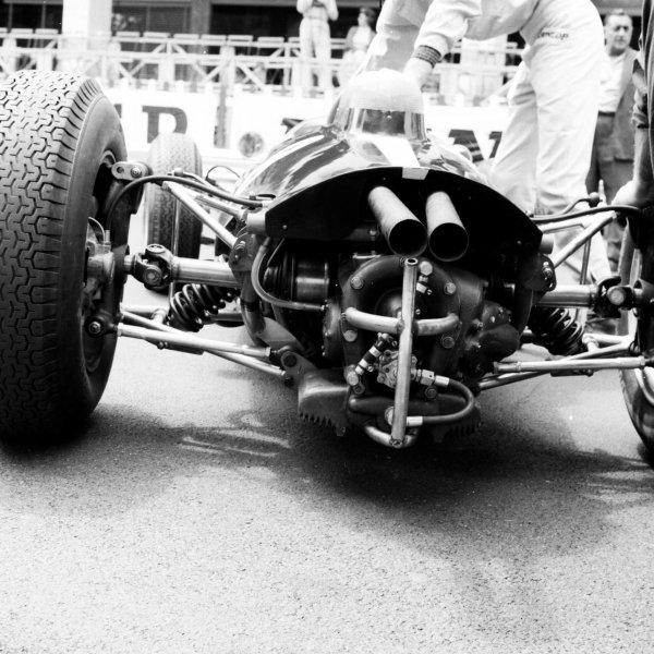 1963 Monaco Grand Prix.Monte Carlo, Monaco.23-26 May 1963.Ref-18968.World Copyright - LAT Photographic