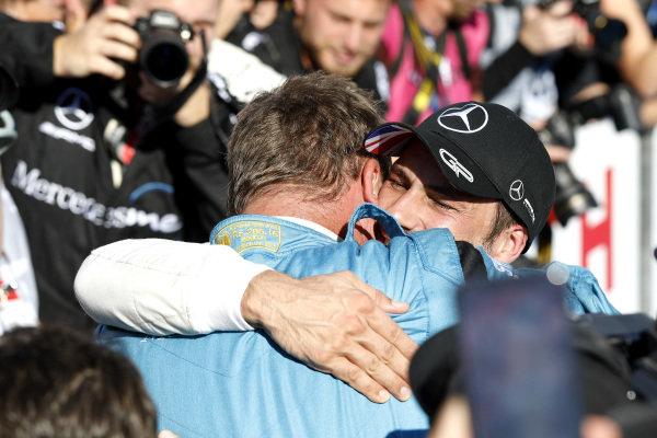 Champion Gary Paffett, Mercedes-AMG Team HWA.