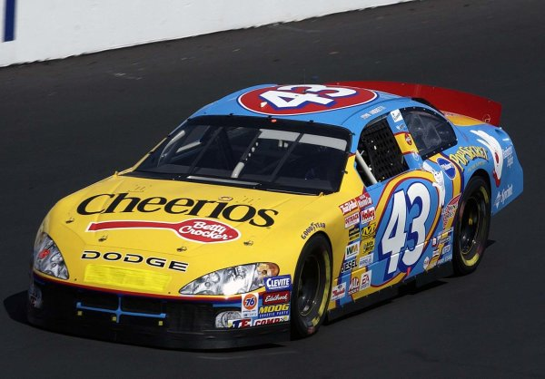 2002 NASCAR,Richmond Intl. Raceway,Sept 06-07, 20022002 NASCAR, Richmond,Va . USA -John Andretti rounded out the t op ten in practice,Copyright-Robt LeSieur2002LAT Photographic