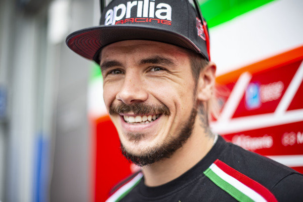 Scott Redding, Aprilia Racing Team Gresini.