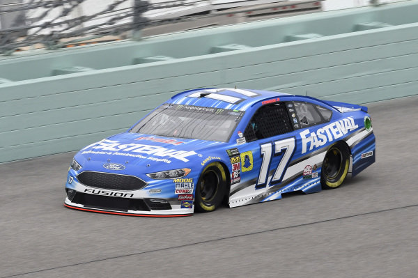 #17: Ricky Stenhouse Jr., Roush Fenway Racing, Ford Fusion Fastenal