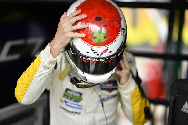 #3 Corvette Racing Corvette C7.R, GTLM:  Antonio Garcia