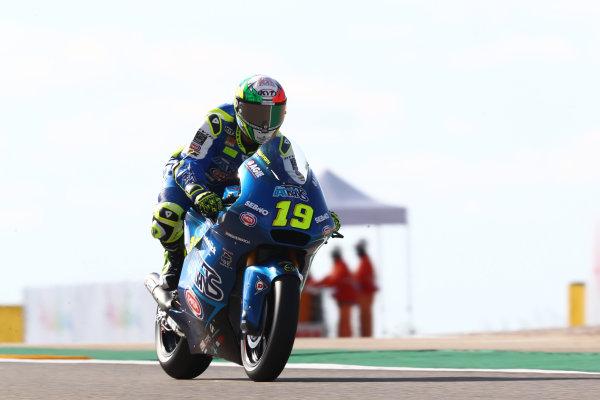 Lorenzo Dalla Porta, Italtrans Racing Team.