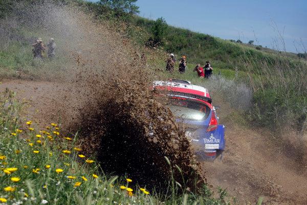 Round 05-Rally Italia Sardegna. 05th-08th May 2011.Martin Prokop, Ford S2000, Action.Worldwide Copyright: McKlein/LAT