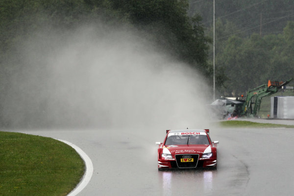 Oliver Jarvis (GBR), Audi Sport Team Abt.DTM, Rd3, Red Bull Ring, Spielberg, Austria. 3-5 June 2011.World Copyright: LAT Photographicref: Digital Image dne1103ju39