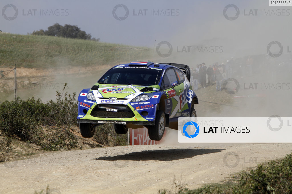 Round 03-Rally Portugal. 23th-27th March 2011.