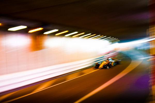 Monte Carlo, Monaco. Thursday 25 May 2017. Nico Hulkenberg, Renault R.S.17. World Copyright: Andy Hone/LAT Images ref: Digital Image _ONY8220