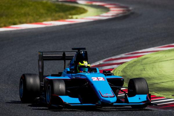 2016 GP3 Series Test 2. Circuit de Catalunya, Barcelona, Spain. Thursday 20 April 2017. Alessio Lorandi (ITA, Jenzer Motorsport)  Photo: Zak Mauger/GP3 Series Media Service. ref: Digital Image _56I5524