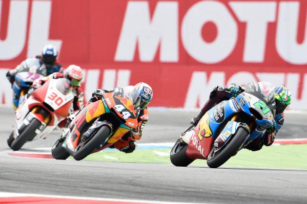 2017 Moto2 Championship - Round 8 Assen, Netherlands Sunday 25 June 2017 Franco Morbidelli, Marc VDS World Copyright: Gareth Harford/LAT Images ref: Digital Image 680559
