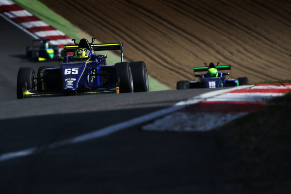 2017 BRDC British F3 Championship, Brands Hatch, 5th-6th August 2017, Enaam Ahmed (GBR) Carlin BRDC F3 World copyright. JEP/LAT Images