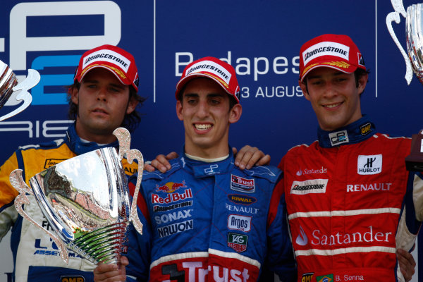Hungaroring, Budapest. 3rd August 2008. 