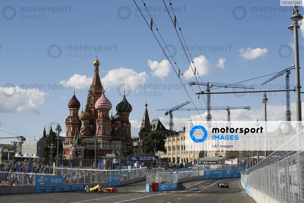 Round 9 - Moscow, Russia