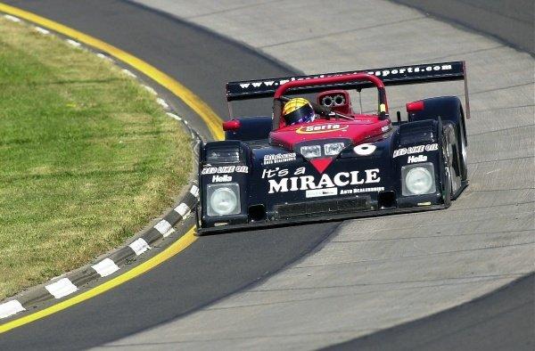 John Macaluso in the Ford R&S SRP.2001 Watkins Glen 2hr. Grand Am,Watkins Glen, NY, USA11 August 2001