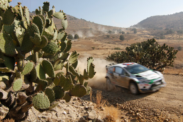 Round 2, Rally of Mexico, 3rd-6th March 2011