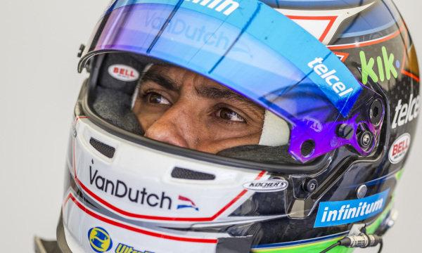 Salvador Duran (MEX) - Amlin Aguri at Formula E Championship, Rd9, Moscow, Russia, 4-6 June 2015.